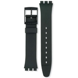 SWATCH CLASSIC BLACK STRAP 17MM ACG0000