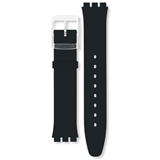 SWATCH BLACK CLASSINESS SKIN 16MM ACSFK361