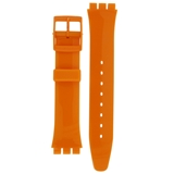SWATCH FRESH PAPAYA CLASSIC ORANGE 17MM AGO105