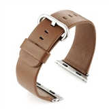 Brown strap to fit Apple Watch® APL-BRN/38