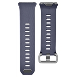 Blue-Grey Silicone Strap To Fit Ionic (Large)-FB106/IO