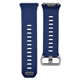 Blue Silicone Strap To Fit Ionic (Large)-FB107/IO