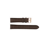 Brown Leather Croc Hugo Boss 20mm - HB2751342847