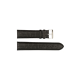 Black Leather Croc Hugo Boss 22mm - HB841142184