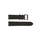 Black Leather Buffalo Hugo Boss 22mm - HB8813422721
