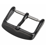 BLACK PREMIUM BUCKLE 10MM (1PC)