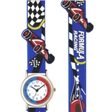 3D Kidz Blue F1 Watch  R151331B