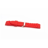ICE RED UNISEX STRAP 17MM- SIRDUS12