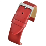 Red Calf Watch Strap (S) - W107/12