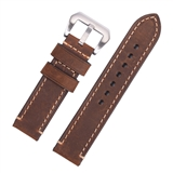 Dk Brown Premium Hand Stitched Strap for Panerai® 20mm WP10-20